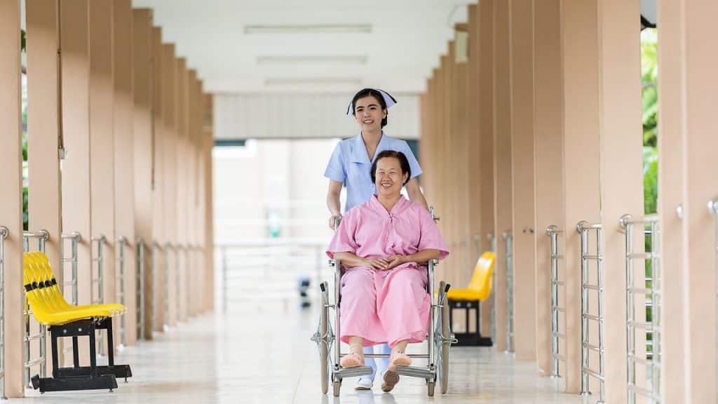 Une montre adaptée au personnel soignant
