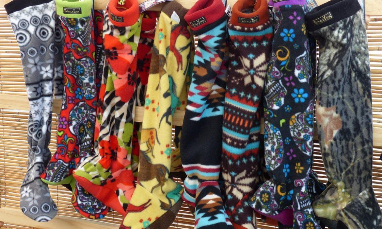 Les chaussettes, ces it-pièces mode de l'année