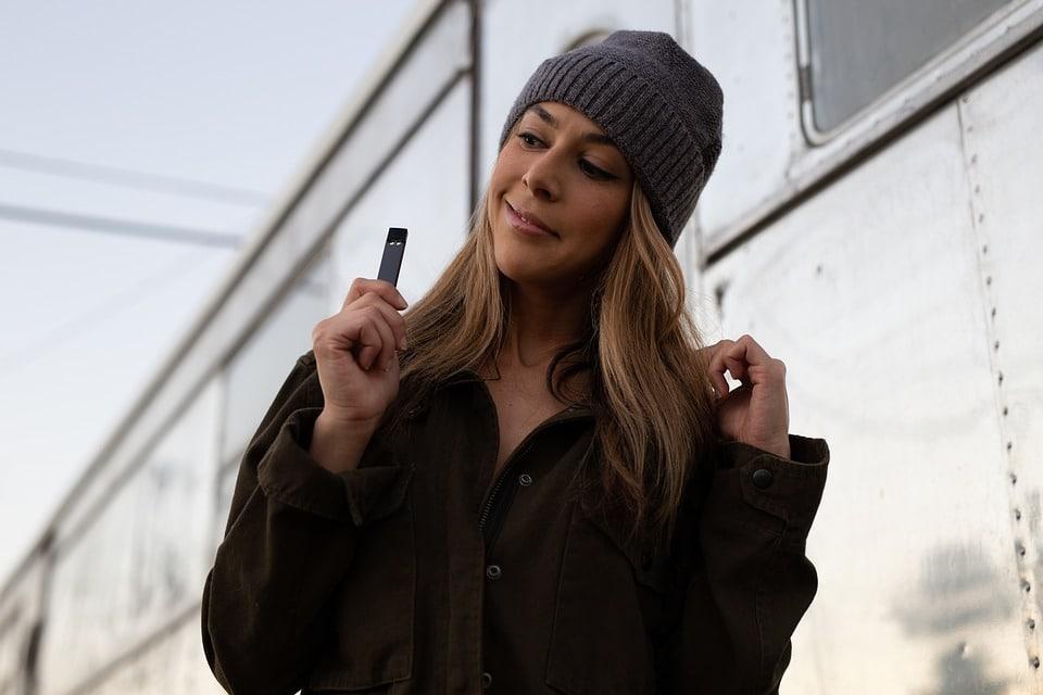 Quand la résistance change de cigarette électronique?