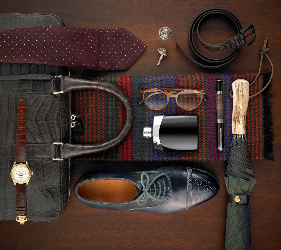 Les 5 accessoires indispensables du vestiaire masculins