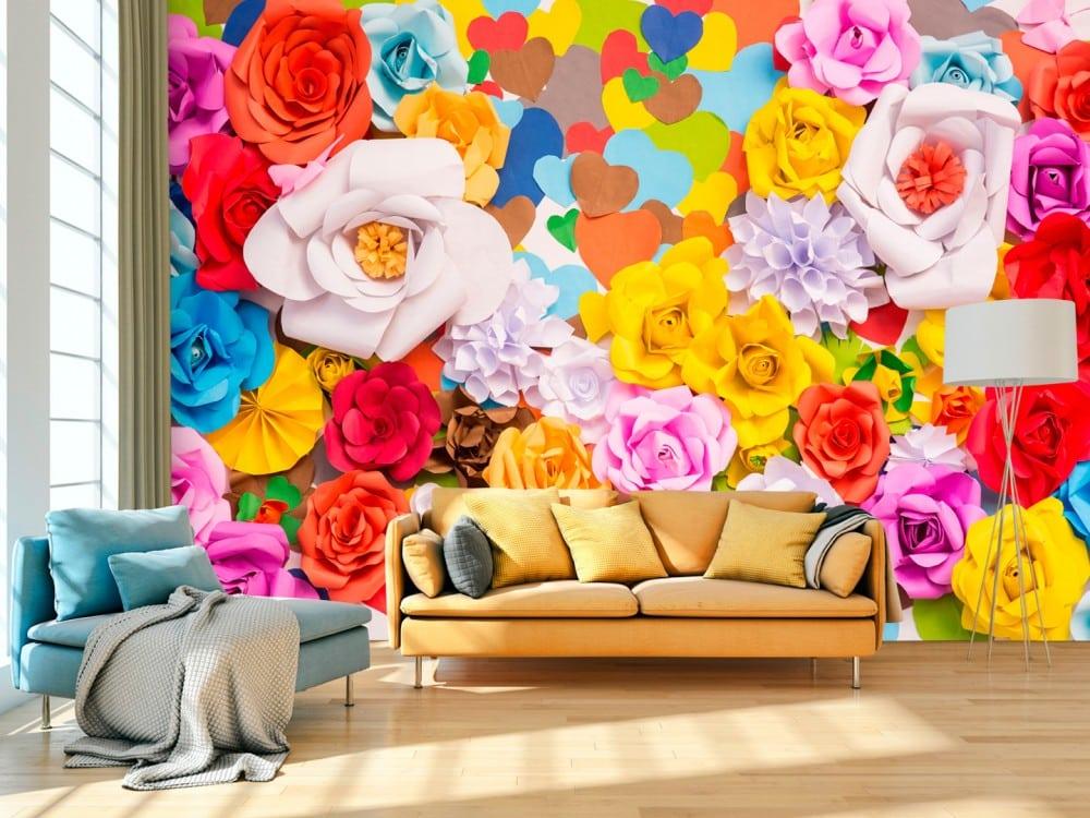 D corer son salon avec un petit budget quelques astuces - Decorer un petit salon ...