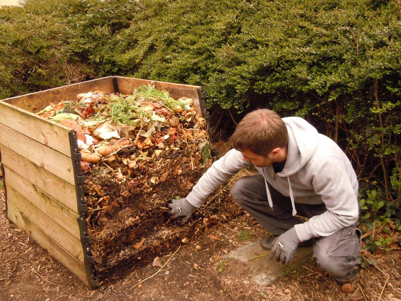 Le compostage des déchets organiques