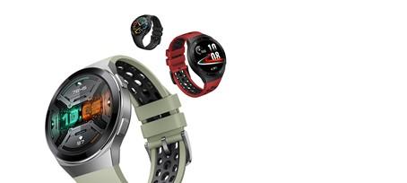 La montre Huawei GT 2e