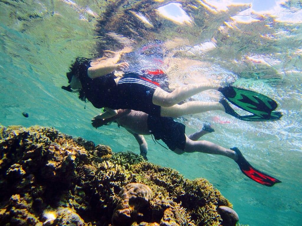 Séjour balnéaire à Bali