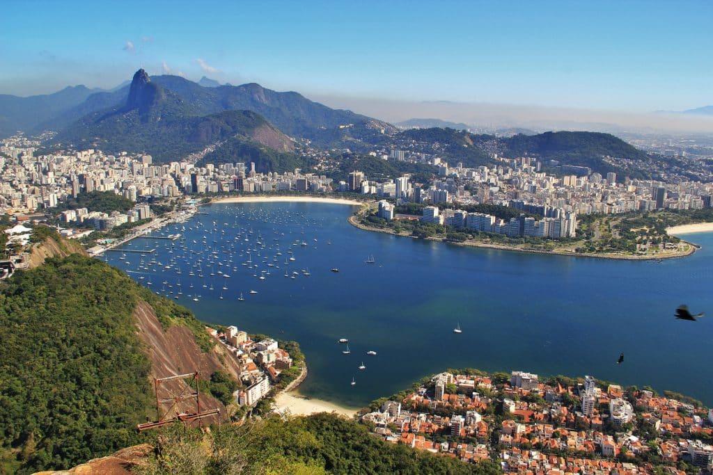 Vivez le plein d'énergie au Brésil