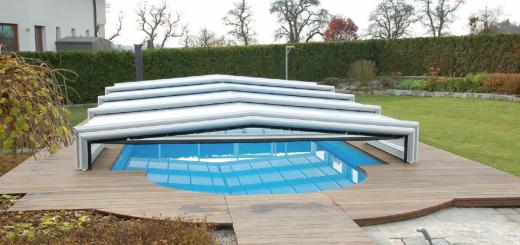 Abri de piscine: quels avantages?