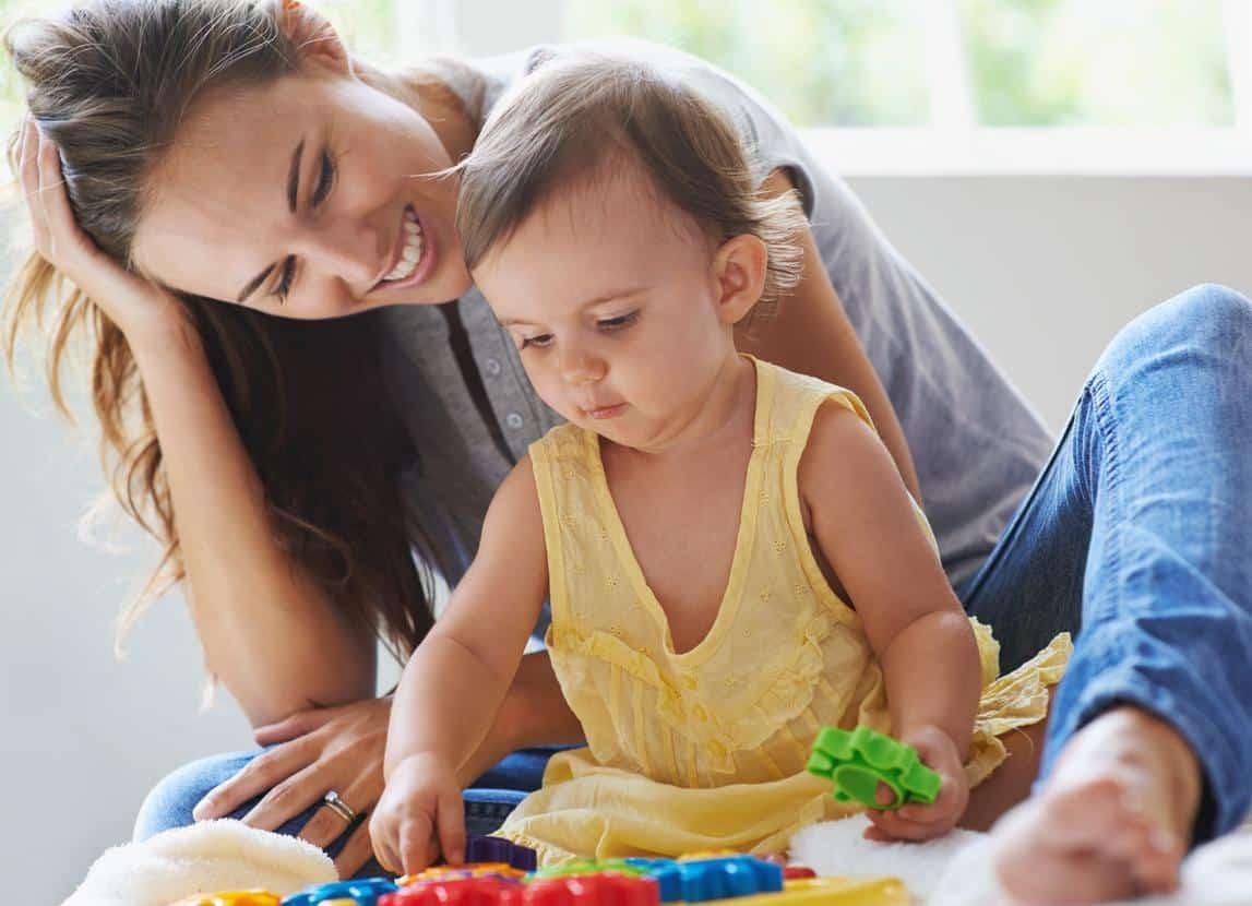 Aménager une aire de jeux pour enfant dans le salon