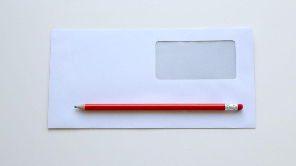 L'envoi de courriers: une stratégie qui fait ses preuves