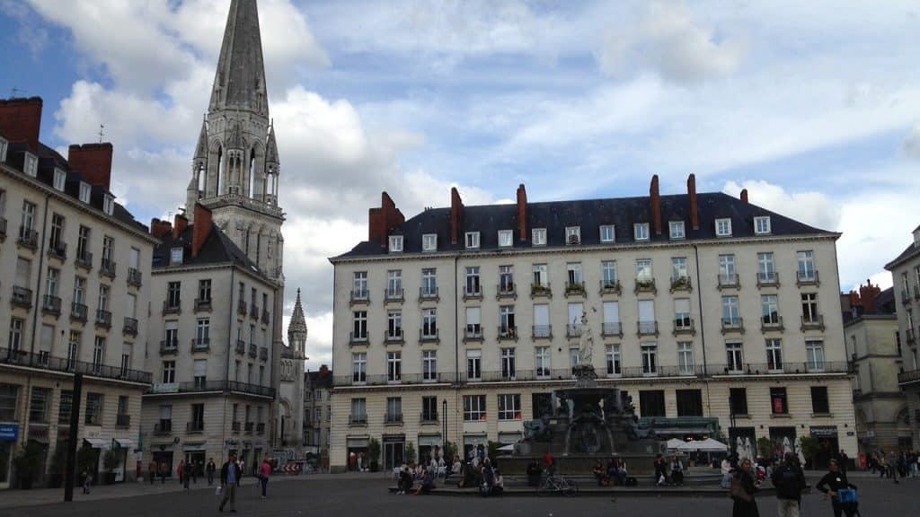 Nantes, une ville en plein essor