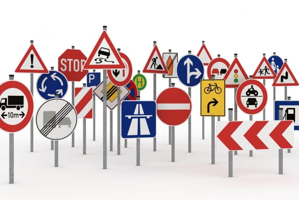 Connaitre le code de la route pour passer le permis