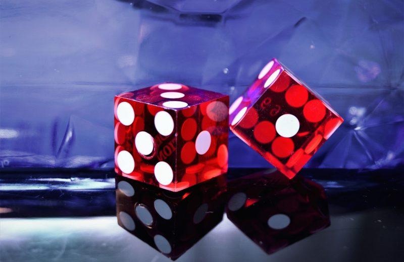 dés casino