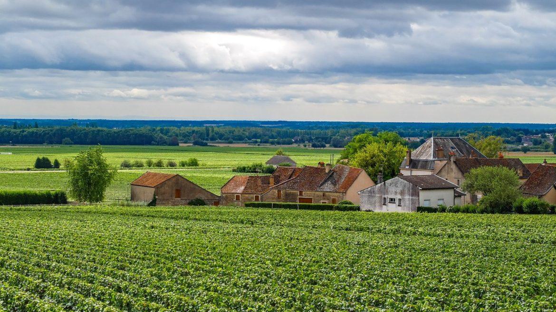 Le charme de la Bourgogne