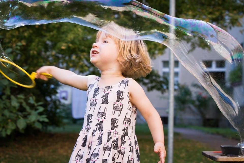 L'enfant et l'importance des activités extérieures