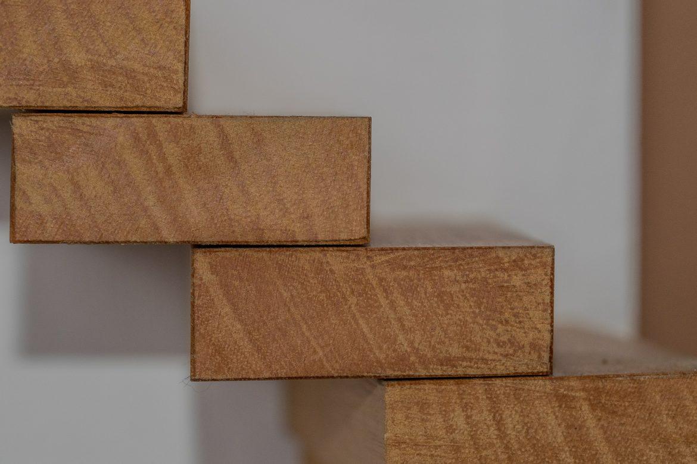 Un escalier pas cher et solide, que demander de plus ?