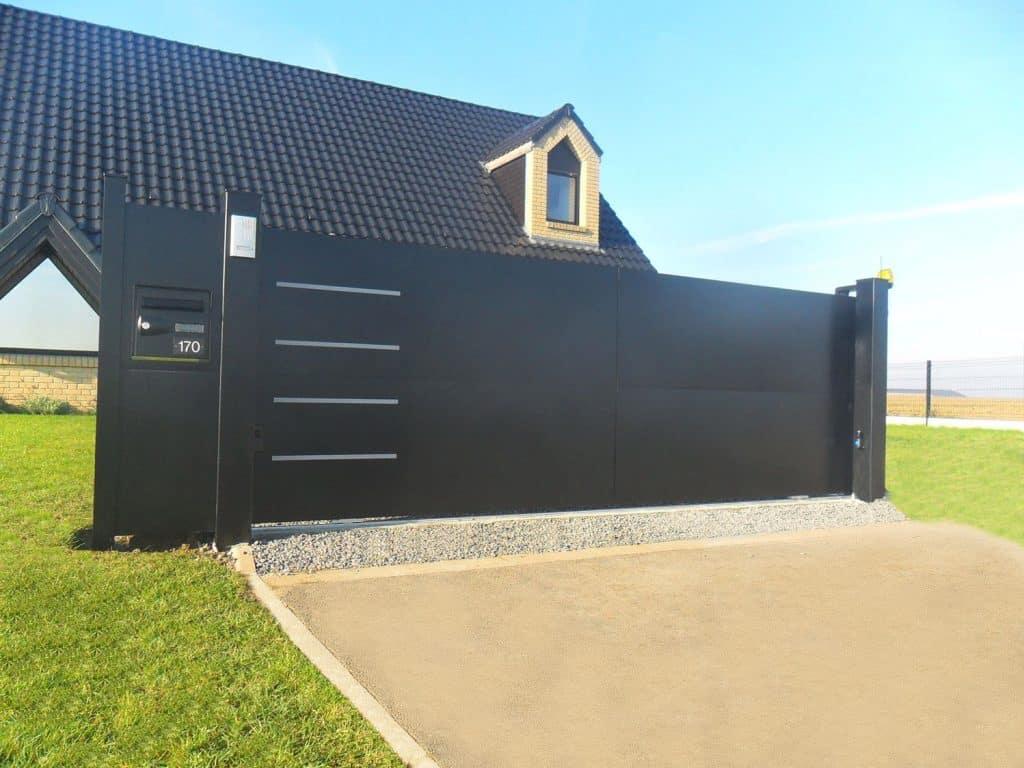 Bien sécuriser votre propriété avec un portail