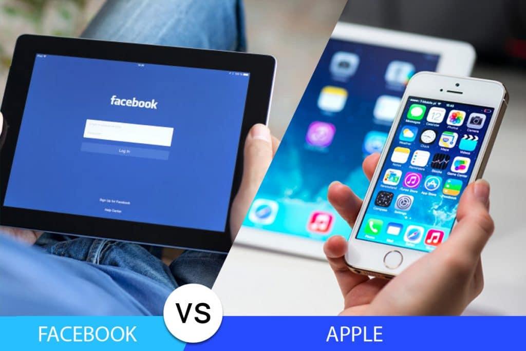 Facebook vs Apple : qelle action acheter ?