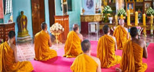 Bijou bouddhiste