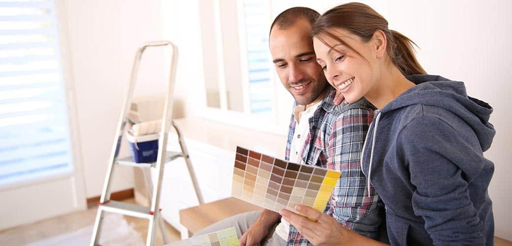 Locataire : quels droits en matière de peinture et de décoration ?