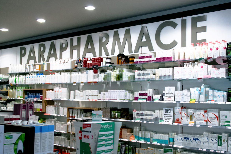 Voir la parapharmacie avec les yeux d'un client