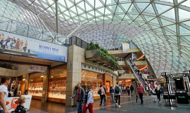 Pourquoi faire ses courses dans un centre commercial ?
