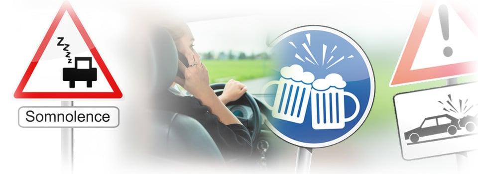Comment éviter les accidents de la route ?