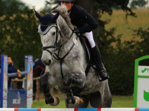 concours d'équitation et saut d'obstacle