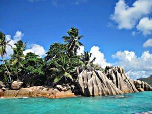 paysage Seychelles