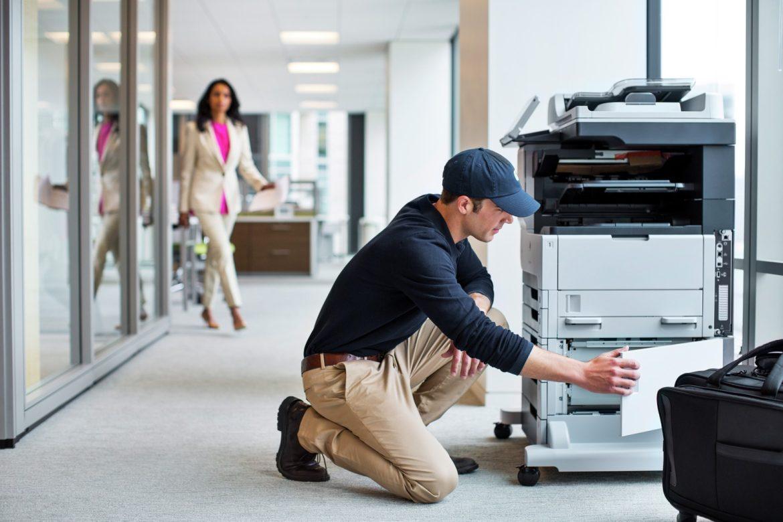 Le choix du contrat de maintenance d'un photocopieur multifonctions