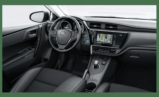 la toyota auris hybride la voiture propre par excellence. Black Bedroom Furniture Sets. Home Design Ideas
